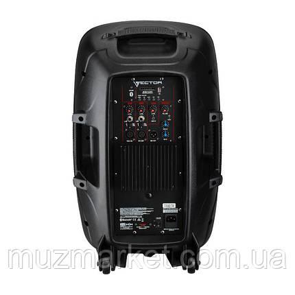 Портативная акустическая система HH Electronics VRE-12AG2, фото 2