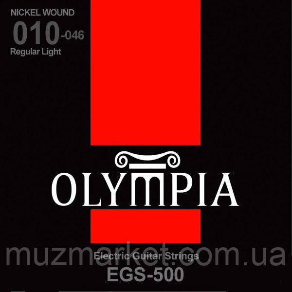Струны Для Электрогитары OLYMPIA EGS500