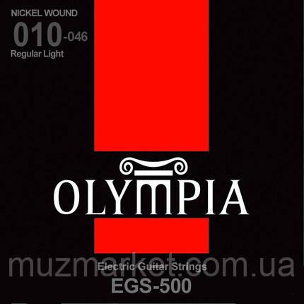 Струны Для Электрогитары OLYMPIA EGS500, фото 2