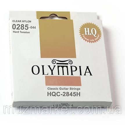 Струни Для Класичної Гітари OLYMPIA HQC2845H, фото 2