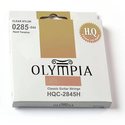 Струны Для Классической Гитары OLYMPIA HQC2845H, фото 2
