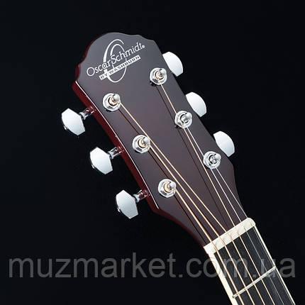 Акустическая гитара Washburn OG2N, фото 2