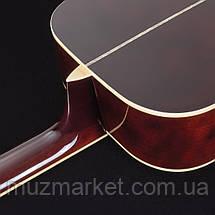 Акустическая гитара Washburn OG2N, фото 3
