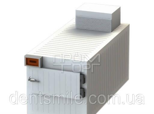 Холодильная камера КХХТС - 2С для трупов на 2-х усопших с фронтальной загрузкой