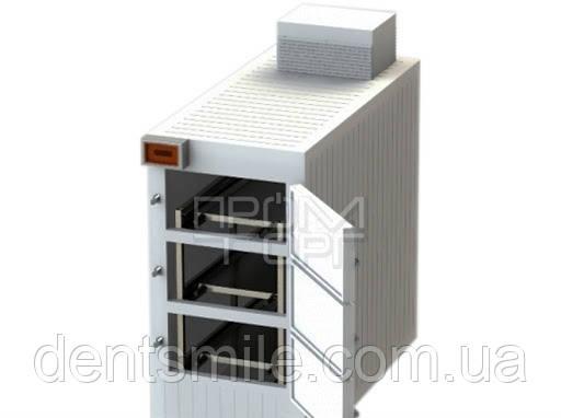 Холодильная камера для трупов КХХТС-3С на 3-х усопших с фронтальной загрузкой