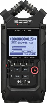 Диктофон Zoom H4n PRO BLK, фото 2