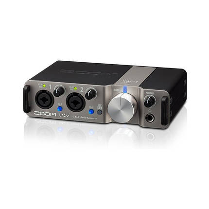 Аудіоінтерфейс Zoom UAC-2, фото 2