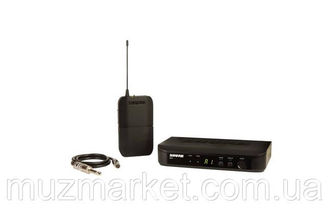 Микрофонная радиосистема SHURE BLX14E-Q25, фото 2