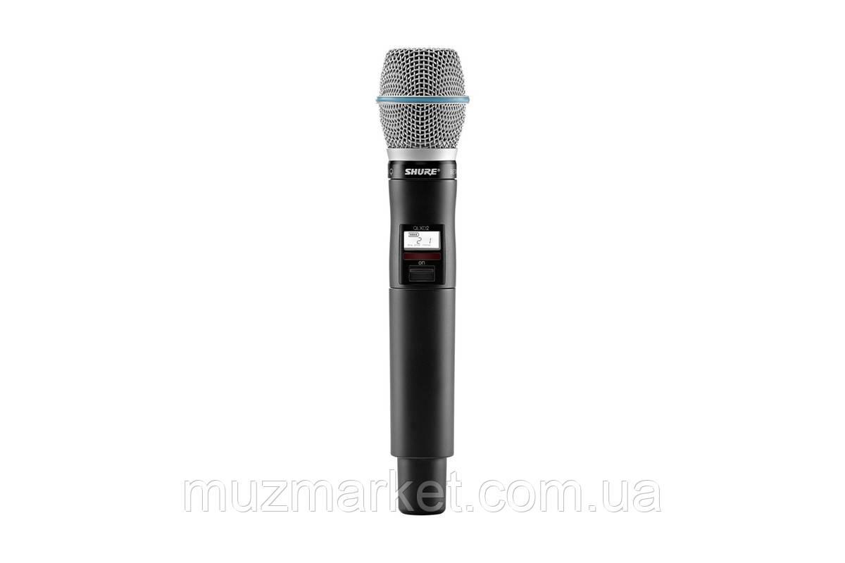 Микрофон SHURE QLXD2/B87A