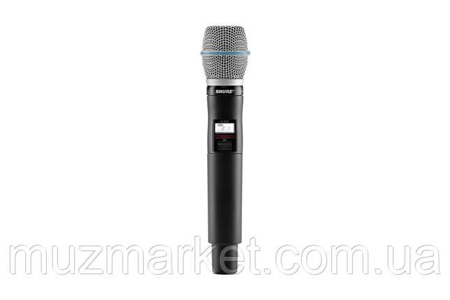 Микрофон SHURE QLXD2/B87A, фото 2