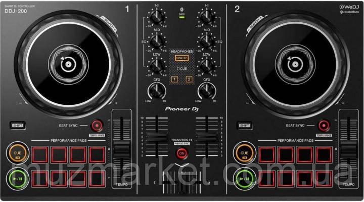 DJ-контроллер Pioneer DDJ-200, фото 2