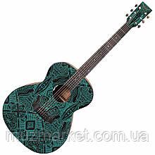 Гітара електроакустична Tyma V-3 Maze