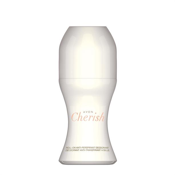 Шариковый дезодорант-антиперспирант Avon Cherish, 50 мл