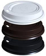 Крышка для бумажного стакана 175мл 50шт/уп коричневая