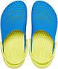 Детские кроксы Crocs Literide Kids голубые С12/ 18,3 – 18,7 см, фото 4