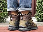 Чоловічі зимові черевики Columbia (темно-зелені) 10143, фото 5