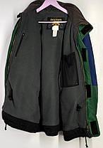 Спортивна  куртка на флісі  Розмір М( Р-41), фото 2