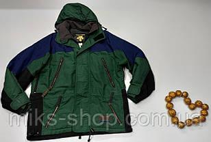 Спортивна  куртка на флісі  Розмір М( Р-41), фото 3