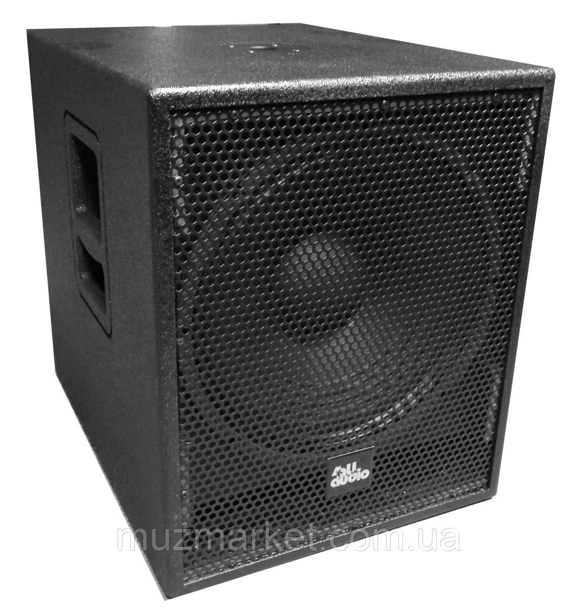 Активний сабвуфер 4all Audio SUB 18