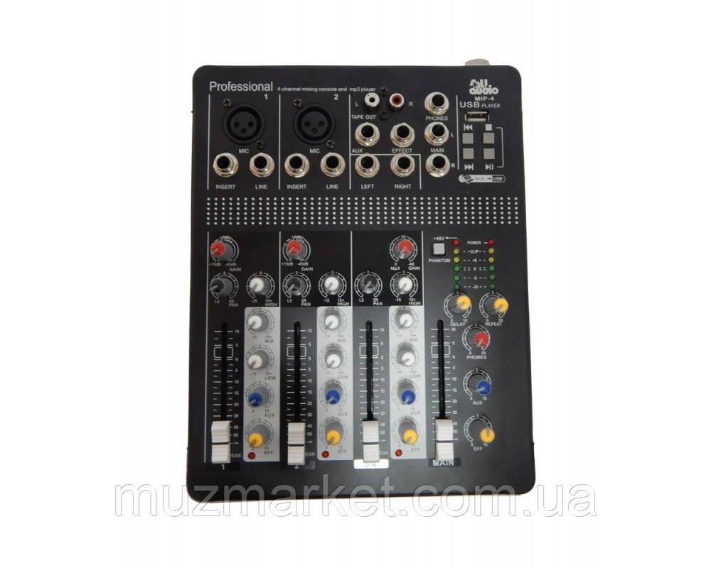 4all Audio MIP-4