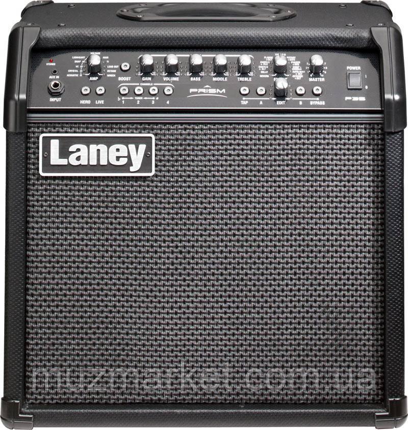 Гітарний Комбопідсилювач Laney PRISM35 P35