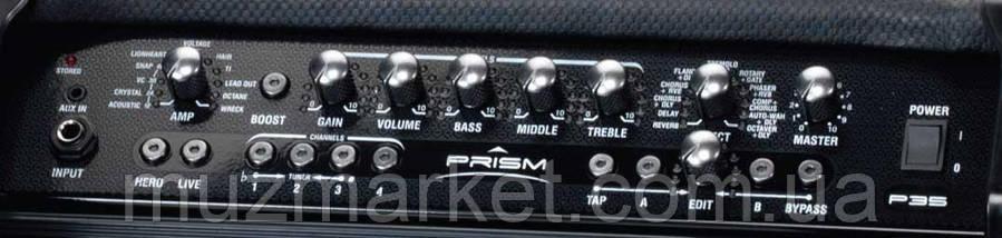 Гітарний Комбопідсилювач Laney PRISM35 P35, фото 3