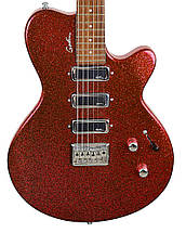 Електрогітара GODIN 028696 - TRIUMPH SPARKLE RED (Made In Canada), фото 3