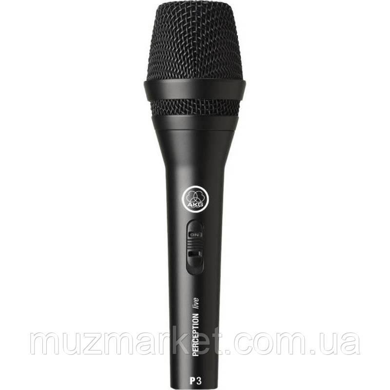 Микрофон AKG PERCEPTION P3S