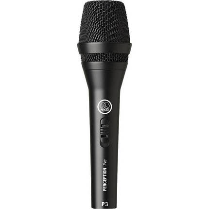 Микрофон AKG PERCEPTION P3S, фото 2