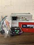 Автомагнітола з екраном 1din Pioneer з камерою Блютуз\USB\micro SD + пульт на кермо, фото 4