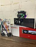 Автомагнітола з екраном 1din Pioneer з камерою Блютуз\USB\micro SD + пульт на кермо, фото 5