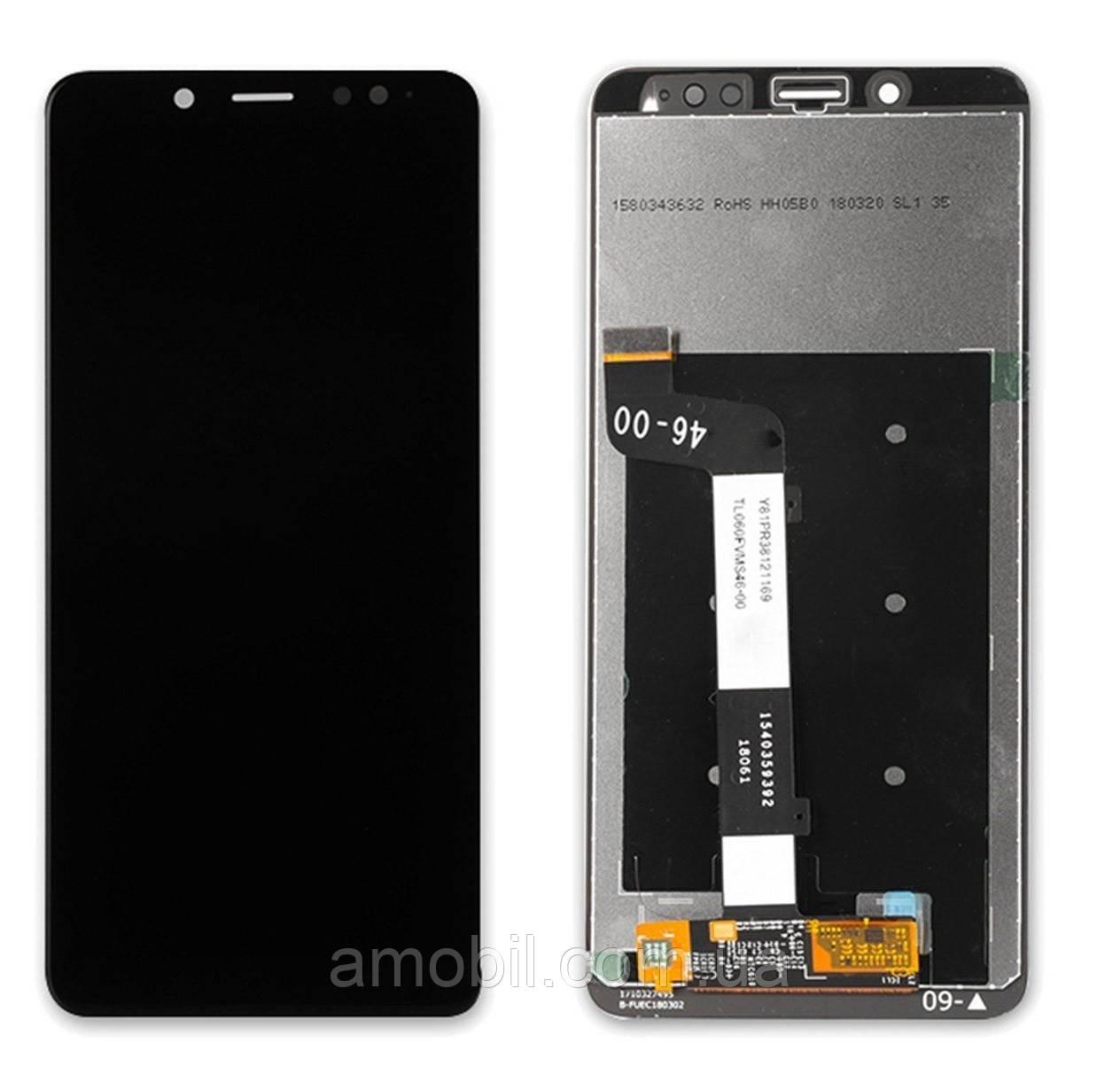 Дисплей + Сенсор Xiaomi Redmi Note 5 / Redmi Note 5 Pro black orig