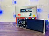 Автомагнитола с экраном 1din Блютуз \ флешки \ радио, фото 3