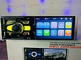 Автомагнитола с экраном 1din Блютуз \ флешки \ радио, фото 4