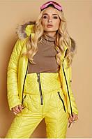 Костюм теплый женский зимний, лыжная  куртка и штаны, фото 1