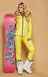 Костюм теплий жіночий зимовий, лижна куртка і штани, фото 2