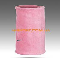 Бафф (горловик) Найк (Nike) розовый