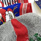 """Ароматизированные новогодние носки детские с махрой внутри """"MONTEBELLO"""" бамбук Турция 5-размер 20034306, фото 5"""
