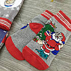 """Ароматизированные новогодние носки детские с махрой внутри """"MONTEBELLO"""" бамбук Турция 5-размер 20034306, фото 8"""