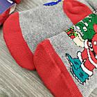 """Ароматизированные новогодние носки детские с махрой внутри """"MONTEBELLO"""" бамбук Турция 5-размер 20034306, фото 9"""