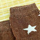 Носки женские махровые новогодние высокие Добра Пара 23-25р дед мороз ассорти 20038960, фото 2