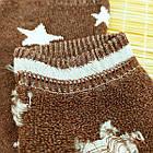 Носки женские махровые новогодние высокие Добра Пара 23-25р дед мороз ассорти 20038960, фото 3