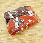 Носки женские махровые новогодние высокие Добра Пара 23-25р дед мороз ассорти 20038960, фото 6