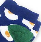 Носки с приколами демисезонные короткие Neseli Coraplar Saks Egg 7403 Турция one size (37-44р) 20034672, фото 2