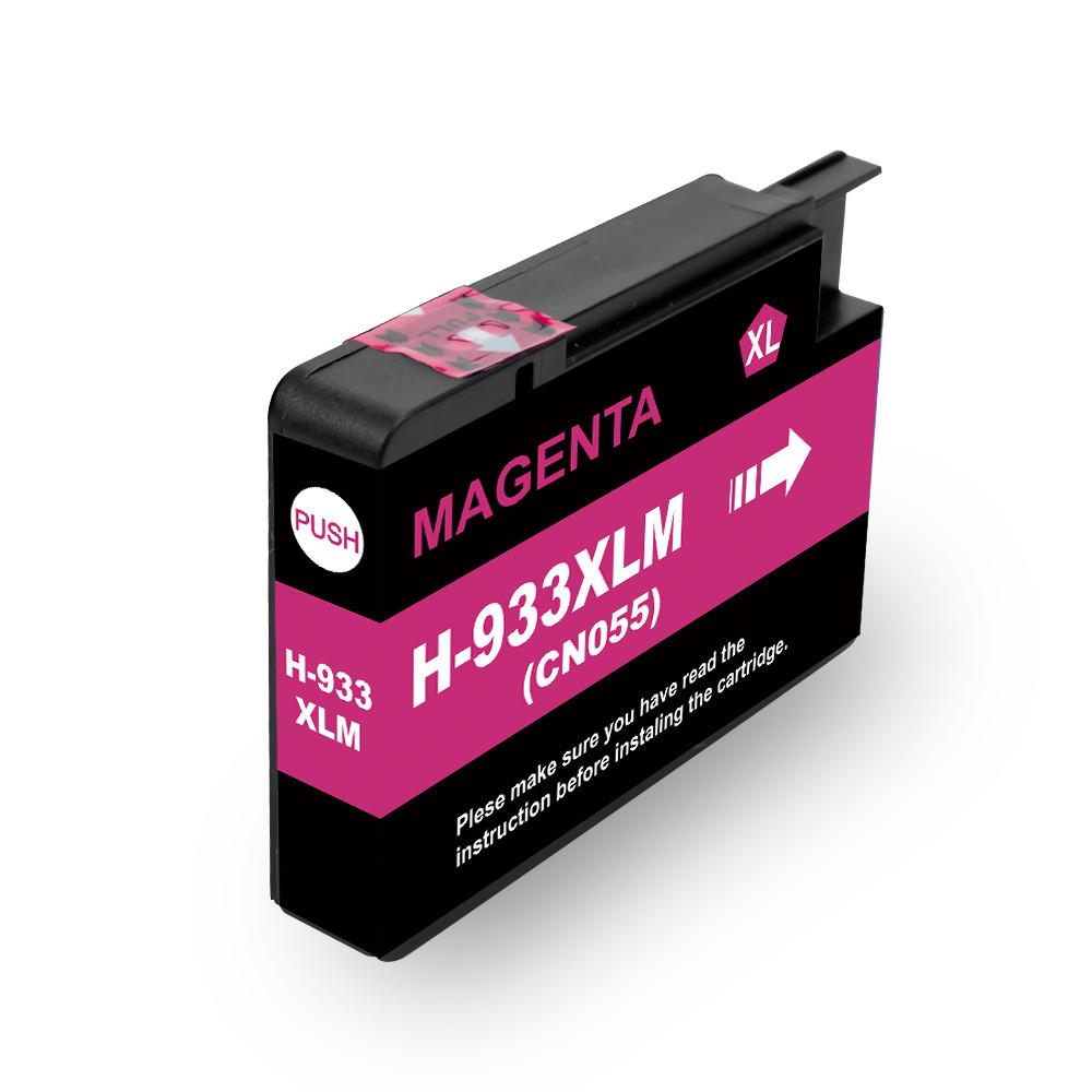 Картридж Ocbestjet HP №933 для HP OfficeJet 6100/6600/7110/7610, Magenta