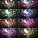 Нічник проектор зоряного неба Star Master Dream, Нічник старий майстер, що Обертається нічник-проектор, фото 4
