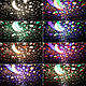 Ночник проэктор звездного неба Star Master Dream, Ночник стар мастер, Вращающийся ночник-проектор, фото 4
