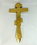 Крест священника требный с эмалью, фото 3