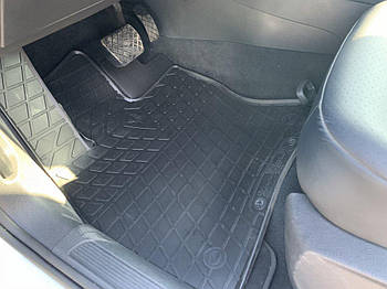Volkswagen Golf 7 Резиновые коврики (4 шт, Stingray Premium)