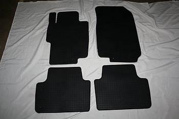 Honda Accord VII 2002-2007 гг. Резиновые коврики (4 шт, Stingray Premium)